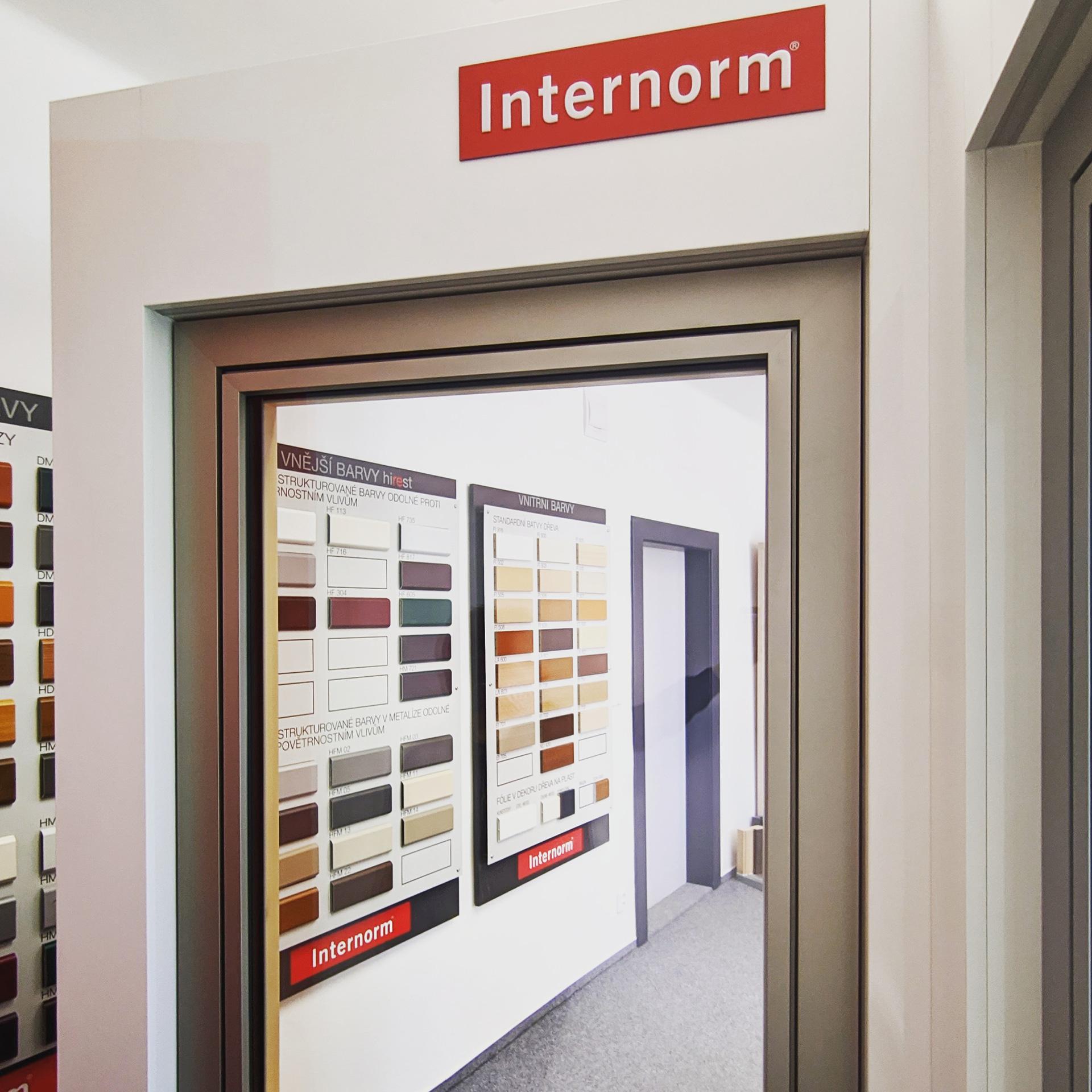 Okna Internorm